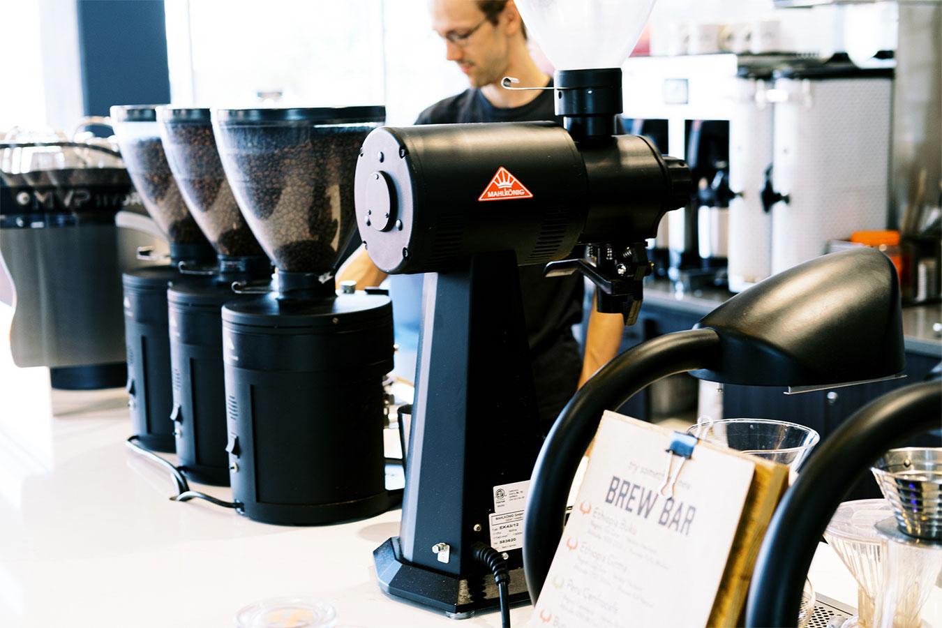 cafe buildout consultations