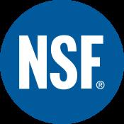 nsf certification logo