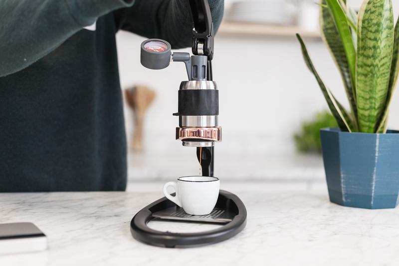 optimized espresso experience