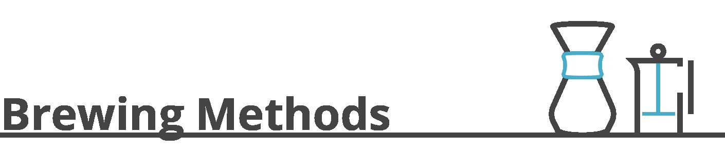 Brewing Methods header image