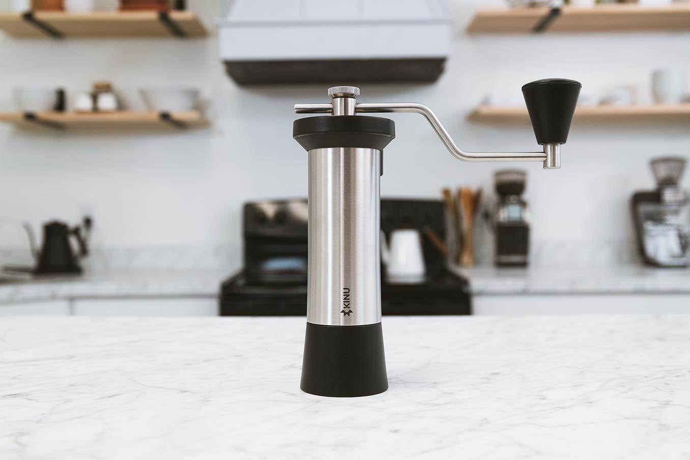 kinu simplicity hand grinder