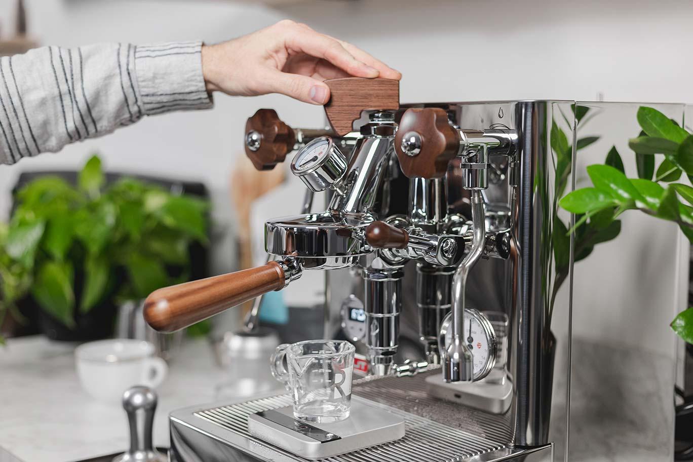 lelit bianca espresso machine