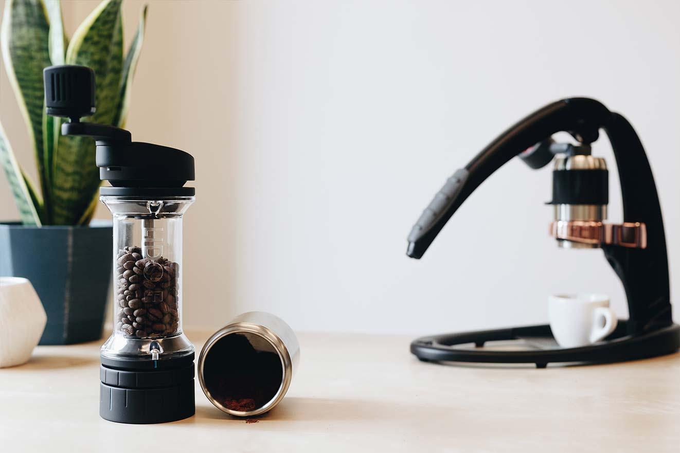 Lido et espresso