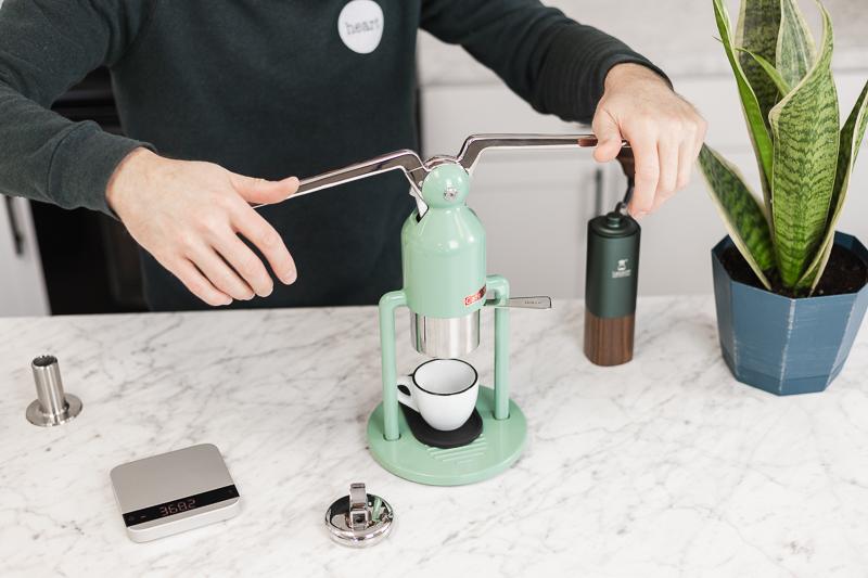 robot standard delicious espresso